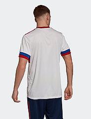 adidas Performance - Russia 2020 Away Jersey - football shirts - white/tmpwrd - 3
