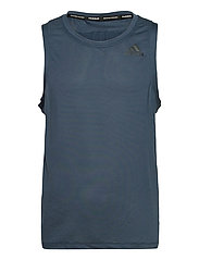 AEROREADY 3-Stripes Primeblue Tank Top - CRENAV