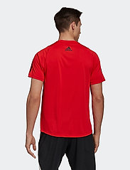 adidas Performance - FreeLift T-Shirt - football shirts - vivred - 3