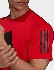 adidas Performance - FreeLift T-Shirt - football shirts - vivred - 4