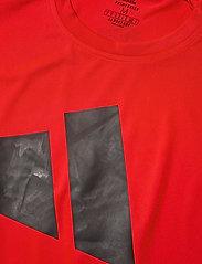 adidas Performance - FreeLift T-Shirt - football shirts - vivred - 5