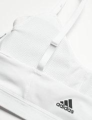 adidas Performance - Nini Sum Graphic AM Bra W - sport bras: low support - white - 5