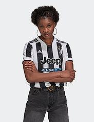 adidas Performance - Juventus 21/22 Home Jersey W - voetbalshirts - white/black - 0