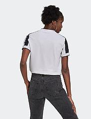 adidas Performance - Juventus 21/22 Home Jersey W - voetbalshirts - white/black - 3
