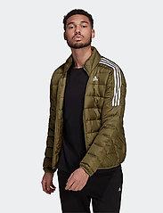 adidas Performance - Essentials Down Jacket - sportjackor - focoli - 0
