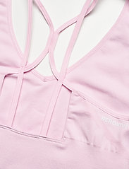 adidas Performance - Aeroknit Designed To Move Seamless Low Support Bra Top W - sport bras: low support - clpink - 5