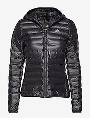 adidas Performance - Varilite Down Jacket W - wandel- en regenjassen - black - 0