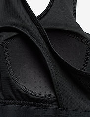adidas Performance - DRST ASK SPR PD - sport bras: medium - black - 3