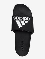 adidas Performance - Adilette Comfort Slides - pool sliders - cblack/cblack/ftwwht - 3