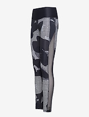 adidas Performance - BT HR Macr AI - running & training tights - black/print - 1