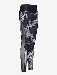 adidas Performance - BT HR Macr AI - running & training tights - black/print - 2