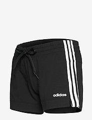 adidas Performance - Essentials 3-Stripes Shorts W - træningsshorts - black/white - 3