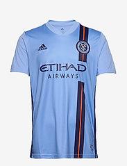 adidas Performance - NYC H JSY - football shirts - balgbl/ngtsky - 1