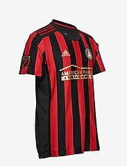 adidas Performance - ATL H JSY - football shirts - black/vicred - 3
