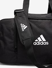 adidas Performance - TIRO DU S - torby sportowe - black/white - 3