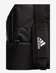 adidas Performance - TIRO DU BC S - torby na siłownię - black/white - 3