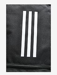 adidas Performance - TIRO BP - träningsväskor - black/white - 3