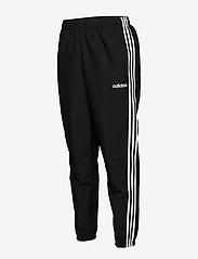 adidas Performance - Essentials 3-Stripes Wind Pants - treenihousut - black/white - 3