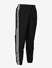 adidas Performance - Essentials 3-Stripes Wind Pants - treenihousut - black/white - 4