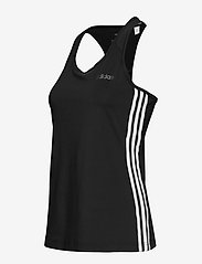 adidas Performance - W D2M 3S TANK - tank tops - black/white - 3