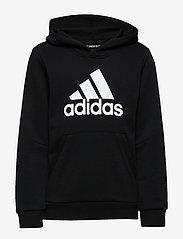 adidas Performance - YB MH BOS PO - kapuzenpullover - black/white - 0
