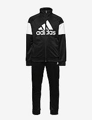 adidas Performance - YB TS BOS - dresy - black/white - 0