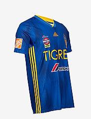 adidas Performance - TUANL A JSY - football shirts - blue/cogold - 4