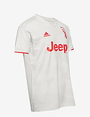 adidas Performance - JUVE A JSY - football shirts - cwhite/rawwht - 4