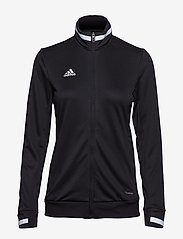 adidas Performance - Team 19 Track Jacket W - sweatshirts - black - 1