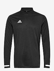 adidas Performance - Team 19 Jersey - langarmshirts - black/white - 0