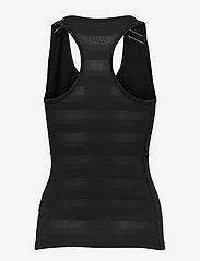 adidas Performance - Team 19 Compression Tank Top W - tank tops - black/white - 1