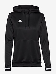 adidas Performance - T19 HOODY W - hupparit - black - 1