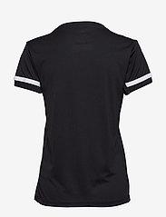 adidas Performance - Team 19 Jersey W - football shirts - black/white - 1
