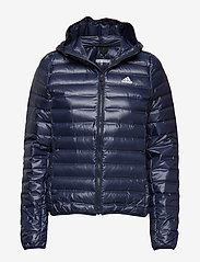 adidas Performance - Varilite Down Jacket W - wandel- en regenjassen - legink/white - 0