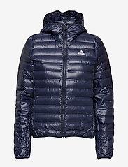 adidas Performance - Varilite Down Jacket W - wandel- en regenjassen - legink/white - 1