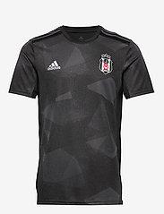 adidas Performance - BJK A JSY - football shirts - black - 1