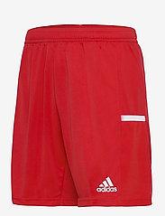 adidas Performance - Team 19 Shorts - treningsshorts - powred/white - 2