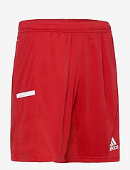 adidas Performance - Team 19 Shorts - treningsshorts - powred/white - 3