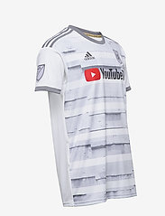 adidas Performance - LAFC A JSY - football shirts - white - 3