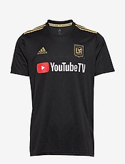 adidas Performance - LAFC JSY H - football shirts - black - 1