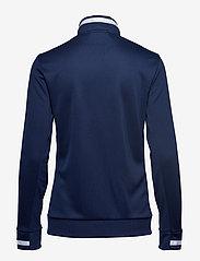 adidas Performance - Team 19 Track Jacket W - sweatshirts - navblu/white - 1