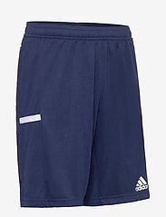 adidas Performance - Team 19 Shorts - treningsshorts - navblu/white - 3
