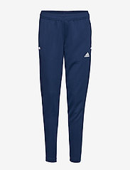 adidas Performance - Team 19 Track Pants W - sportbyxor - navblu/white - 0