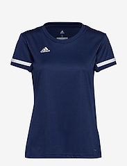 adidas Performance - T19 SS JSY W - voetbalshirts - navy - 1