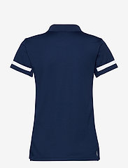 adidas Performance - Team 19 Polo Shirt W - voetbalshirts - navblu/white - 1