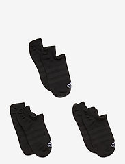 adidas Performance - No-Show Socks 3 Pairs - skarpetki - 000/black - 0