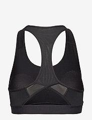 adidas Performance - DTR BOS NOV BRA - sport bras: medium - black - 2