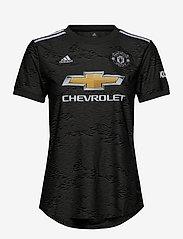 adidas Performance - MUFC A JSY W - football shirts - leggrn/black - 0