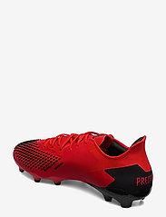 adidas Performance - PREDATOR 20.2 FG - jalkapallokengät - actred/ftwwht/cblack - 2