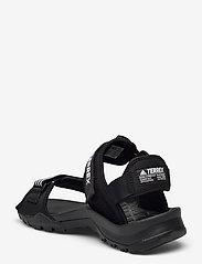 adidas Performance - Terrex Cyprex Ultra II DLX Sandals - vandringssandaler - cblack/ftwwht/cblack - 2